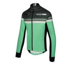 Abbigliamento Ciclismo Invernale - Giubbino Uomo Performance Verde | STILLBIKE