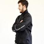 Abbigliamento Ciclismo - Giacca Urban Uomo - Lato Destro | STILL BIKE