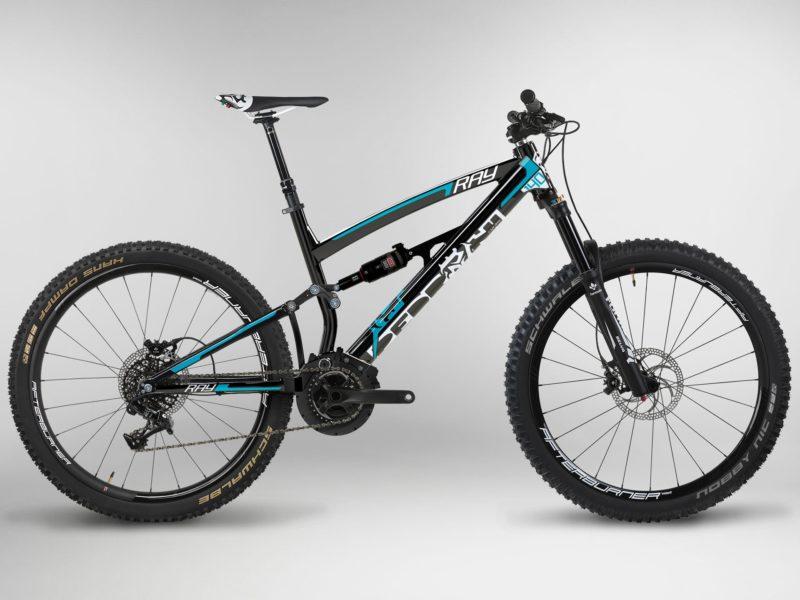 Bici Elettriche Sportive - RAY 140 | STILLBIKE - Accessori Ciclismo
