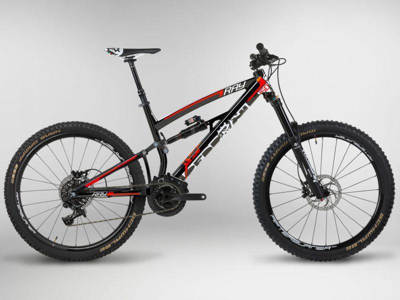 Bici Elettriche Sportive - RAY 160 | STILLBIKE - Accessori Ciclismo