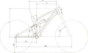 Geometria - Lupo Carbon Lite | STILLBIKE - Accessori per il Ciclismo