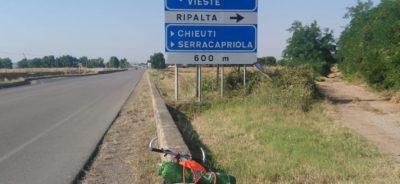 Viaggio su Due Ruote di Giuseppe Vendramini