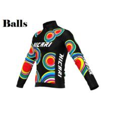 Abbigliamento Ciclismo Invernale - Maglia Mezza Stagione Balls di Hicari Sport | STILLBIKE