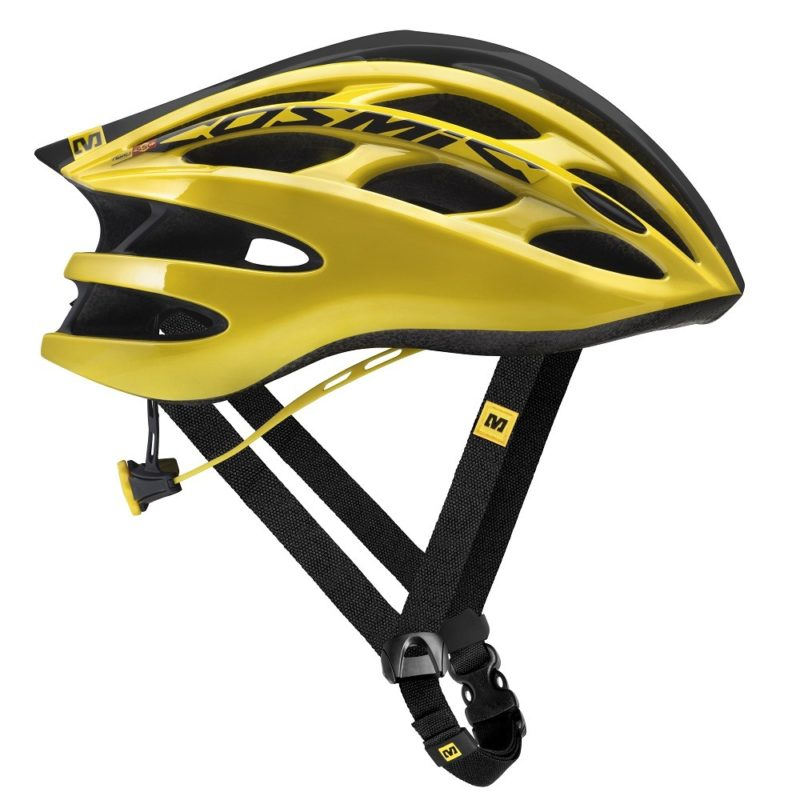 Caschi Ciclismo - Cosmic Ultimate Gold del Marchio Mavic | STILLBIKE