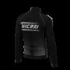 Abbigliamento Ciclismo Invernale - Giubbino Bianco Plus di Hicari Sport   STILLBIKE