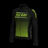 Abbigliamento Ciclismo Invernale - Giubbino Verde Plus di Hicari Sport   STILLBIKE