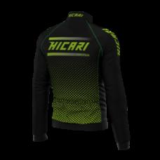 Abbigliamento Ciclismo Invernale - Giubbino Verde Plus di Hicari Sport | STILLBIKE